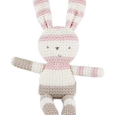 NATURES PUREST Bella Knitted Bunny