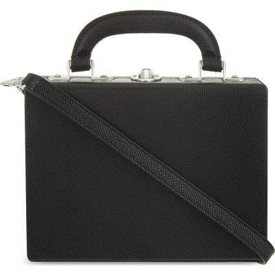 BERTONI 1949 Mini Leather Shoulder Bag
