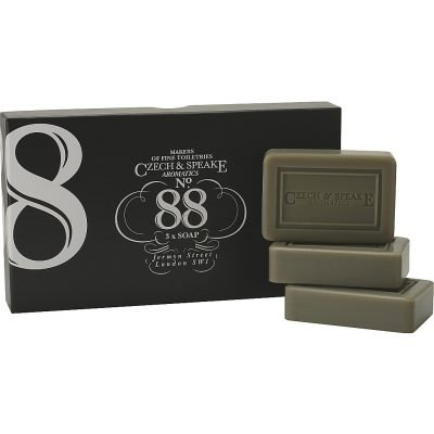 CZECH & SPEAKE No.88 Soap Set