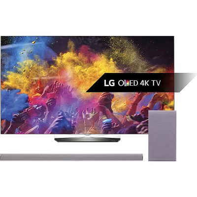 LG 55b6v 4k Oled 55″ Ultra Hd Tv