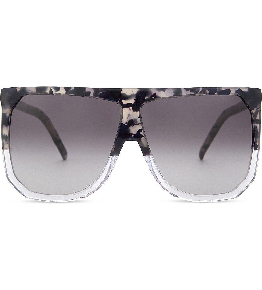 ab0697defd LOEWE SLW943 Filipa D-frame Sunglasses