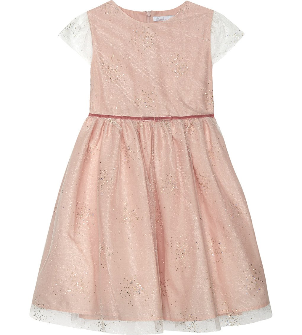 PATACHOU Embellished Tulle Dress 4-14 Years