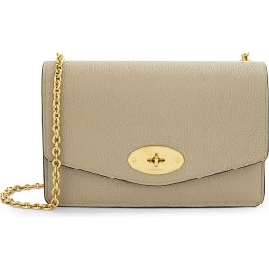 MULBERRY Darley Small Leather Clutch