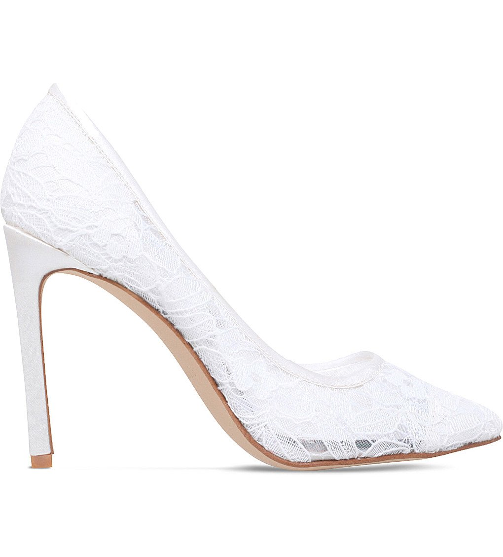 NINE WEST Tatiana2 Lace Courts