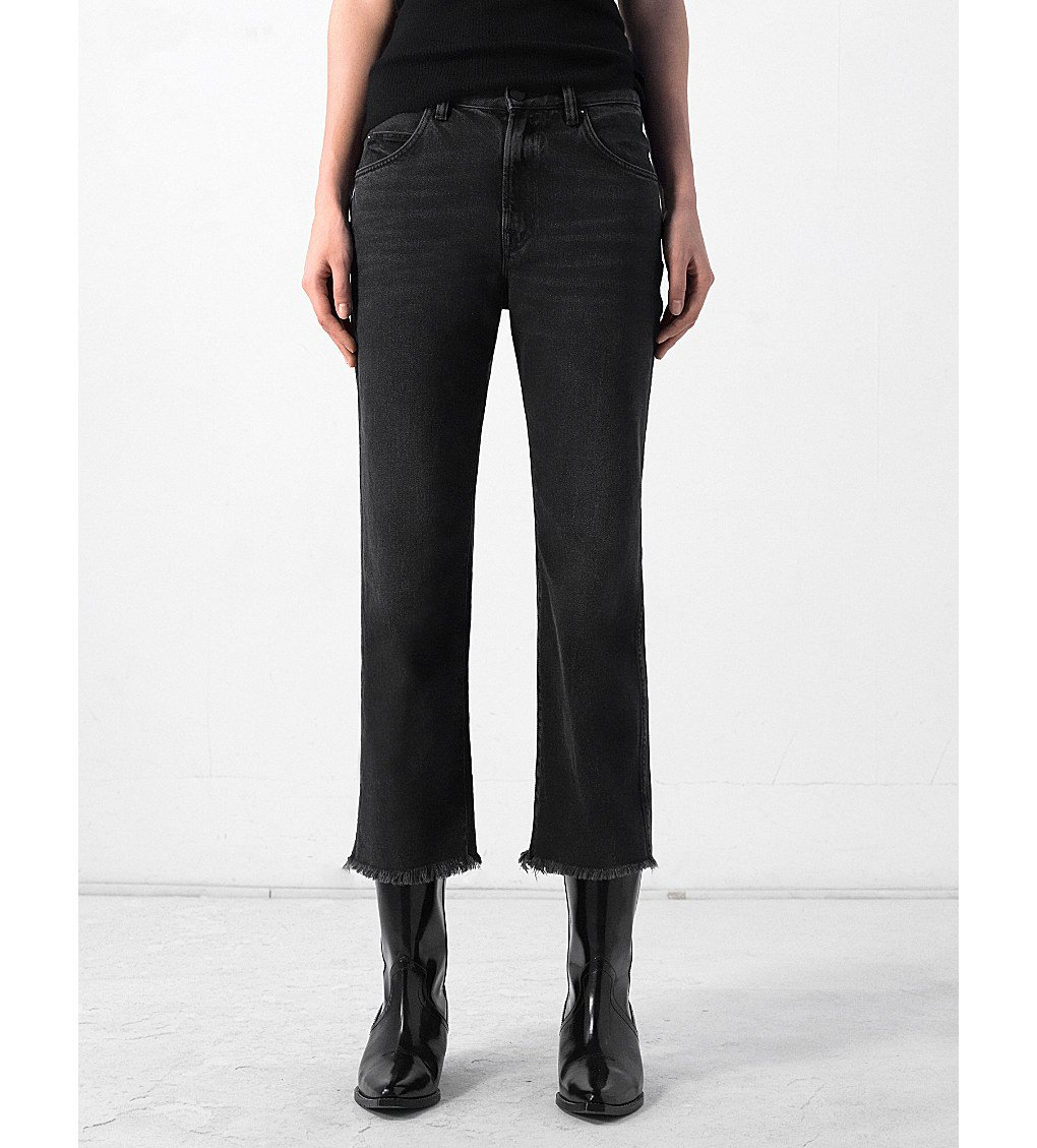 ALLSAINTS LIMITED Mazzy Cropped Jeans