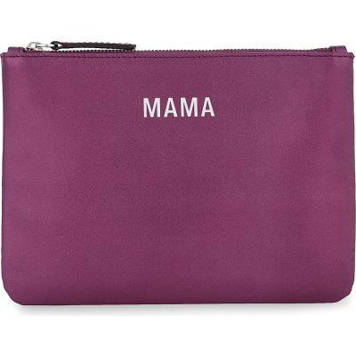 JEM + BEA Mama Leather Clutch