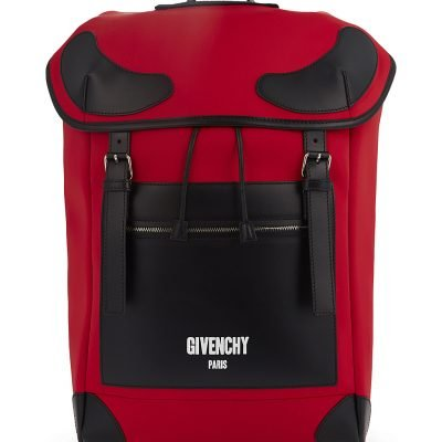 GIVENCHY Rider Neoprene Backpack