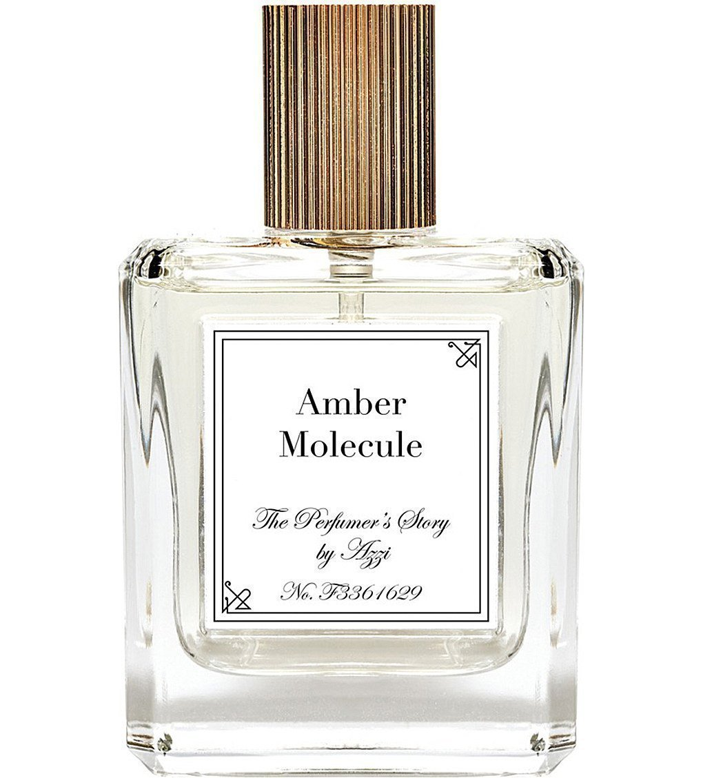 THE CONRAN SHOP The Perfumer's Story Amber Molecule Eau De Parfum