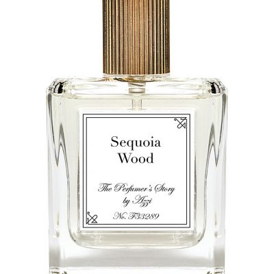 THE CONRAN SHOP The Perfumer's Story Sequoia Wood Eau De Parfum
