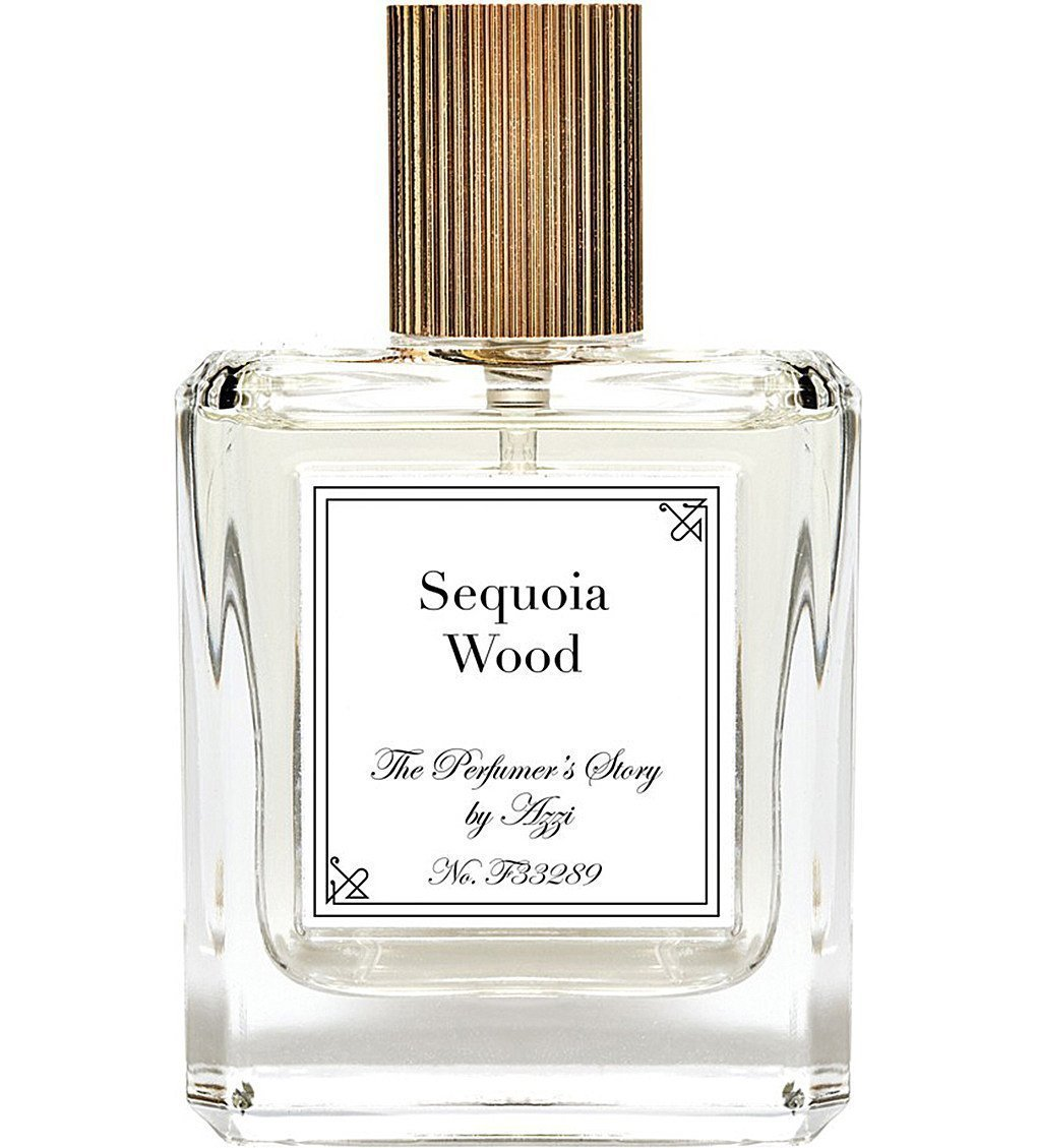 THE CONRAN SHOP The Perfumer's Story Sequoia Wood Eau De Parfum