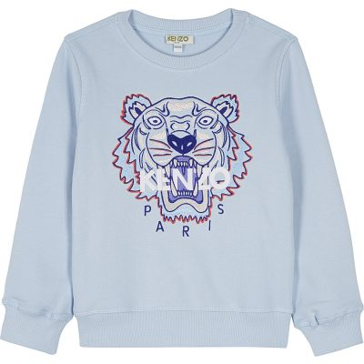 KENZO Tiger Cotton Jumper 4-16 Years