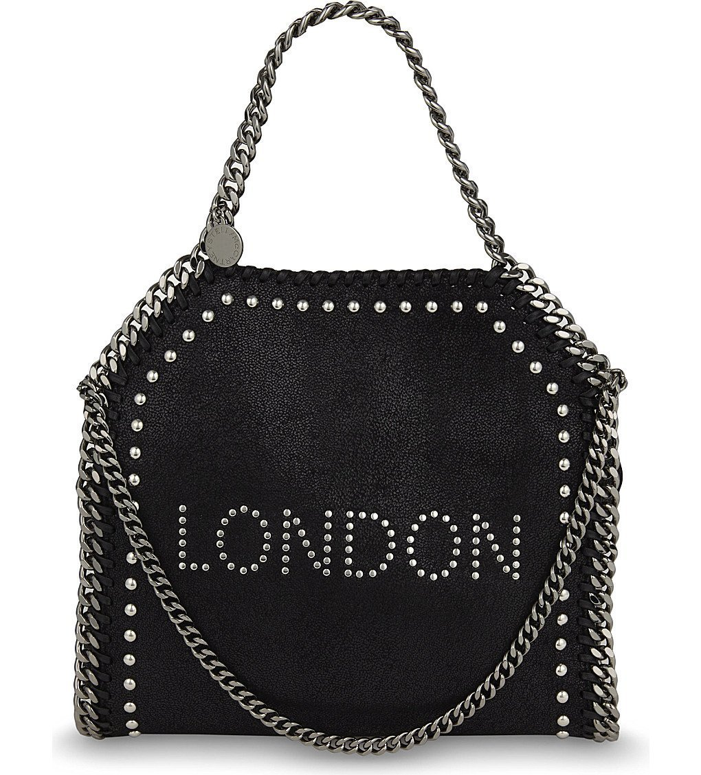 STELLA MCCARTNEY Falabella London Mini Tote