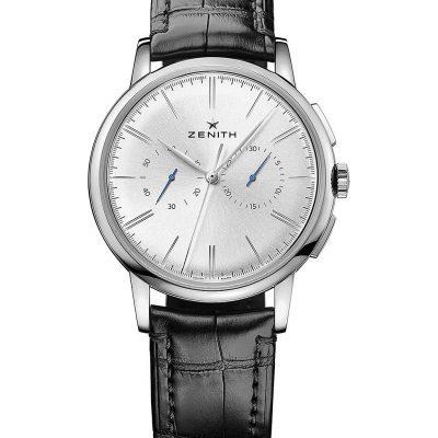ZENITH 03.2270.4069/01.C493 Elite Chronograph Classic Blue Watch