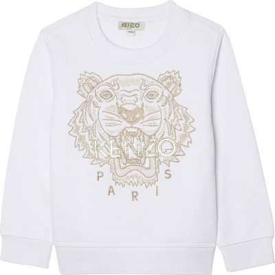KENZO Tiger Cotton Jumper 2-3 Years