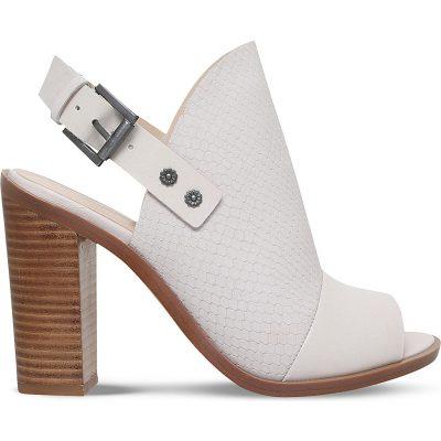 NINE WEST Pickens Nubuck Sandals