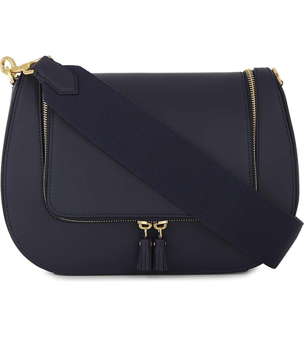 ANYA HINDMARCH Vere Leather Shoulder Bag
