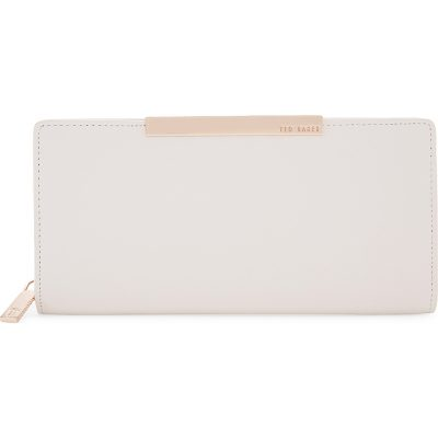 TED BAKER Darrah Leather Matinee Purse