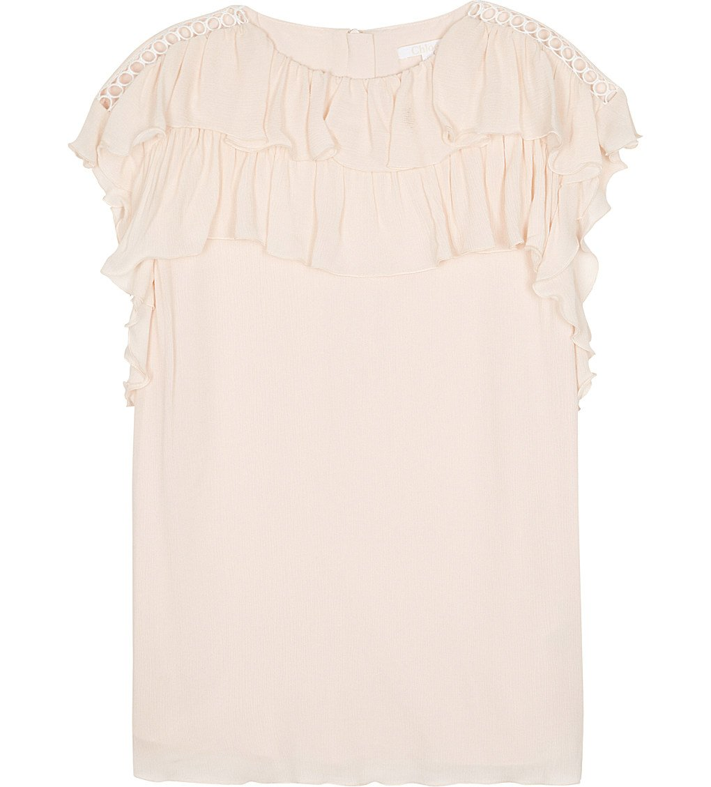 CHLOE Ruffle Dress 4-14 Years