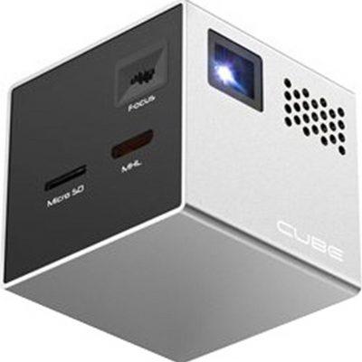 RIF6 Cube Projector