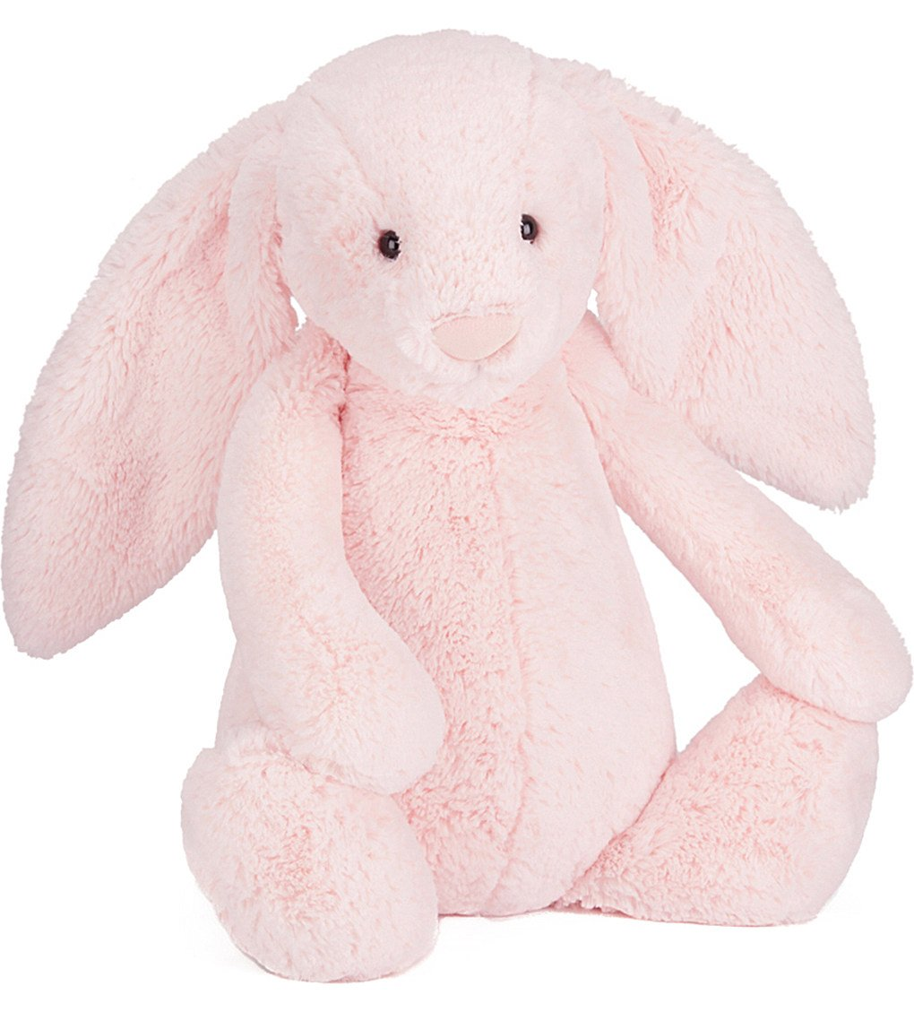 JELLYCAT Bashful Plush Bunny Huge