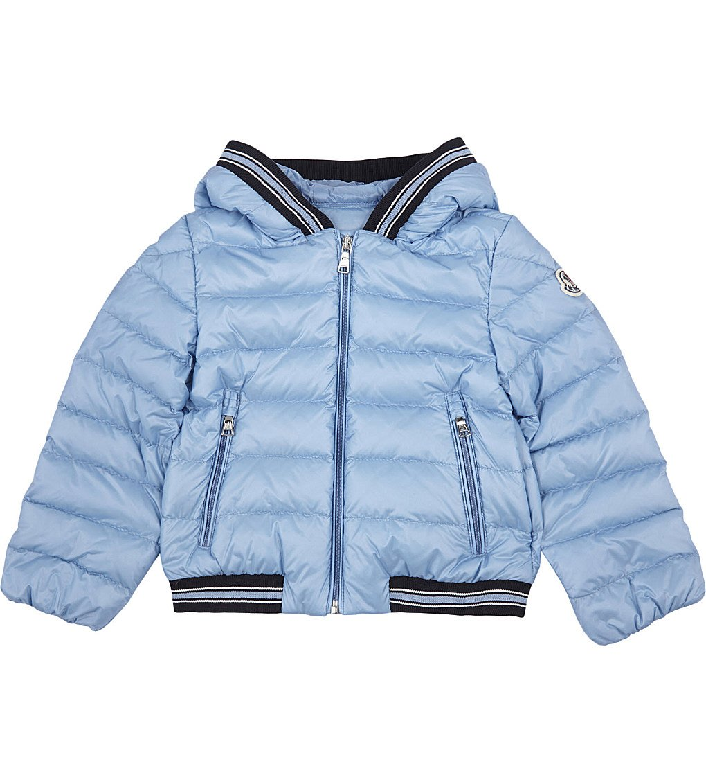 MONCLER Goustan Quilted Jacket 6-36 Months
