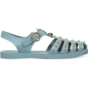GUCCI Studded Rubber Sandals