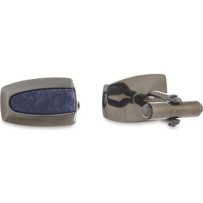 LANVIN Side Stone Cufflinks