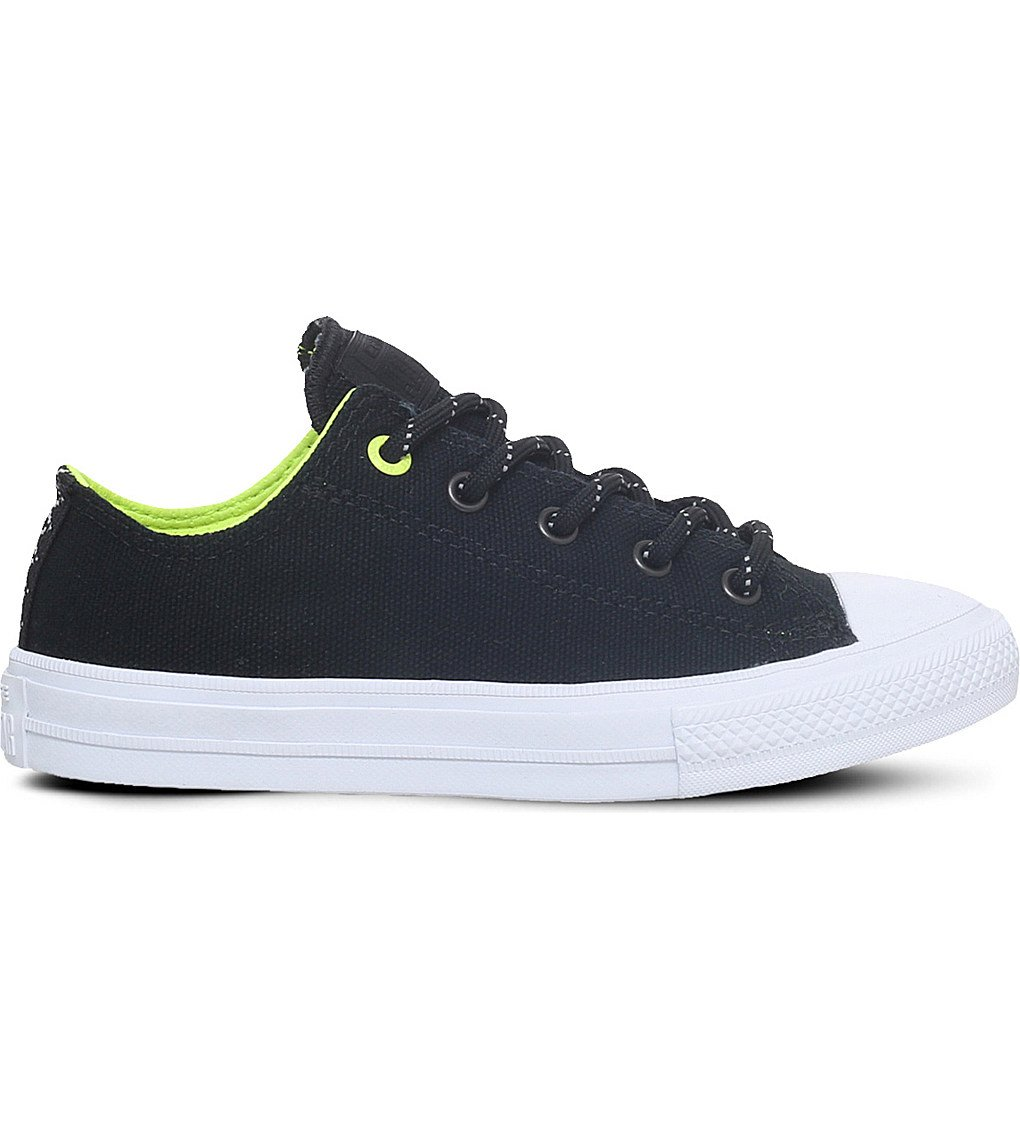 CONVERSE Chuck Taylor All Star Ii Low-top Canvas Trainers 4-9 Years