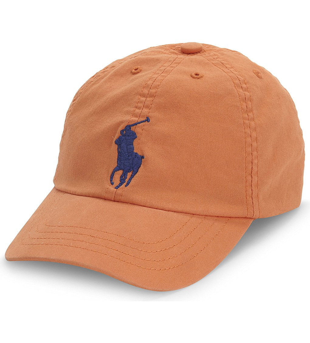 RALPH LAUREN Pony Classic Cotton Baseball Cap