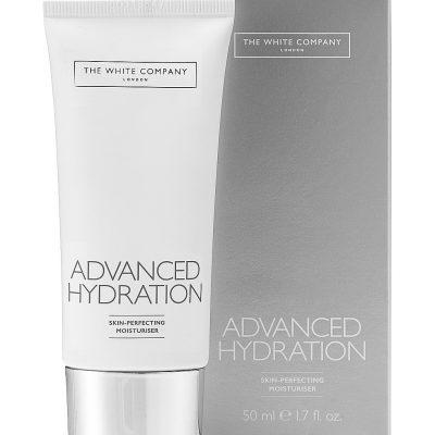 THE WHITE COMPANY Advanced Hydration Skin-perfecting Moisturiser 50ml