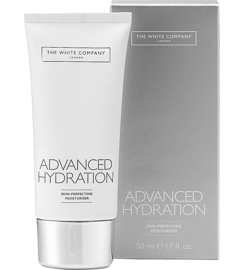 THE WHITE COMPANY Advanced Hydration Skin-perfecting Moisturiser 50ml