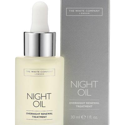 THE WHITE COMPANY Night Oil Overnight Renewal Treatment 30ml