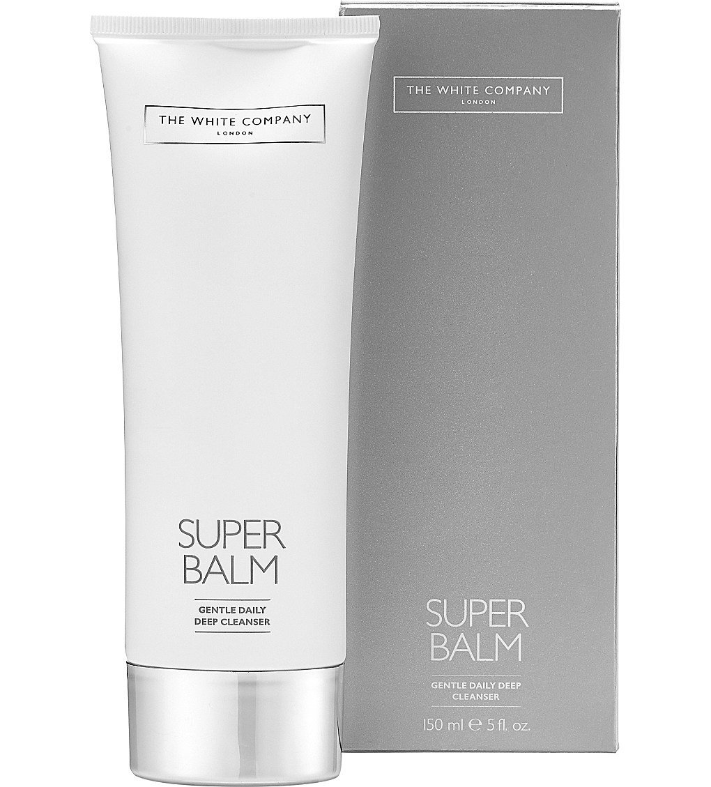 THE WHITE COMPANY Super Balm Gentle Daily Deep Cleanser 150ml