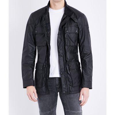 BELSTAFF Roadmaster Waxed Cotton Jacket