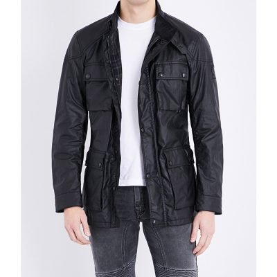 BELSTAFF Roadmaster Waxed Cotton Jacket