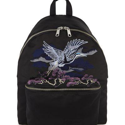 EASTPAK Padded Pak'r Sukajan Crane Embroidered Backpack