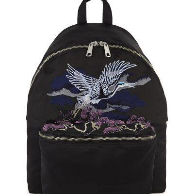 EASTPAK Padded Pak'r Sukajan Crane Embroidered Backpack