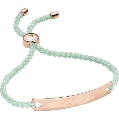 MONICA VINADER Havana 18ct Rose Gold-plated Friendship Bracelet
