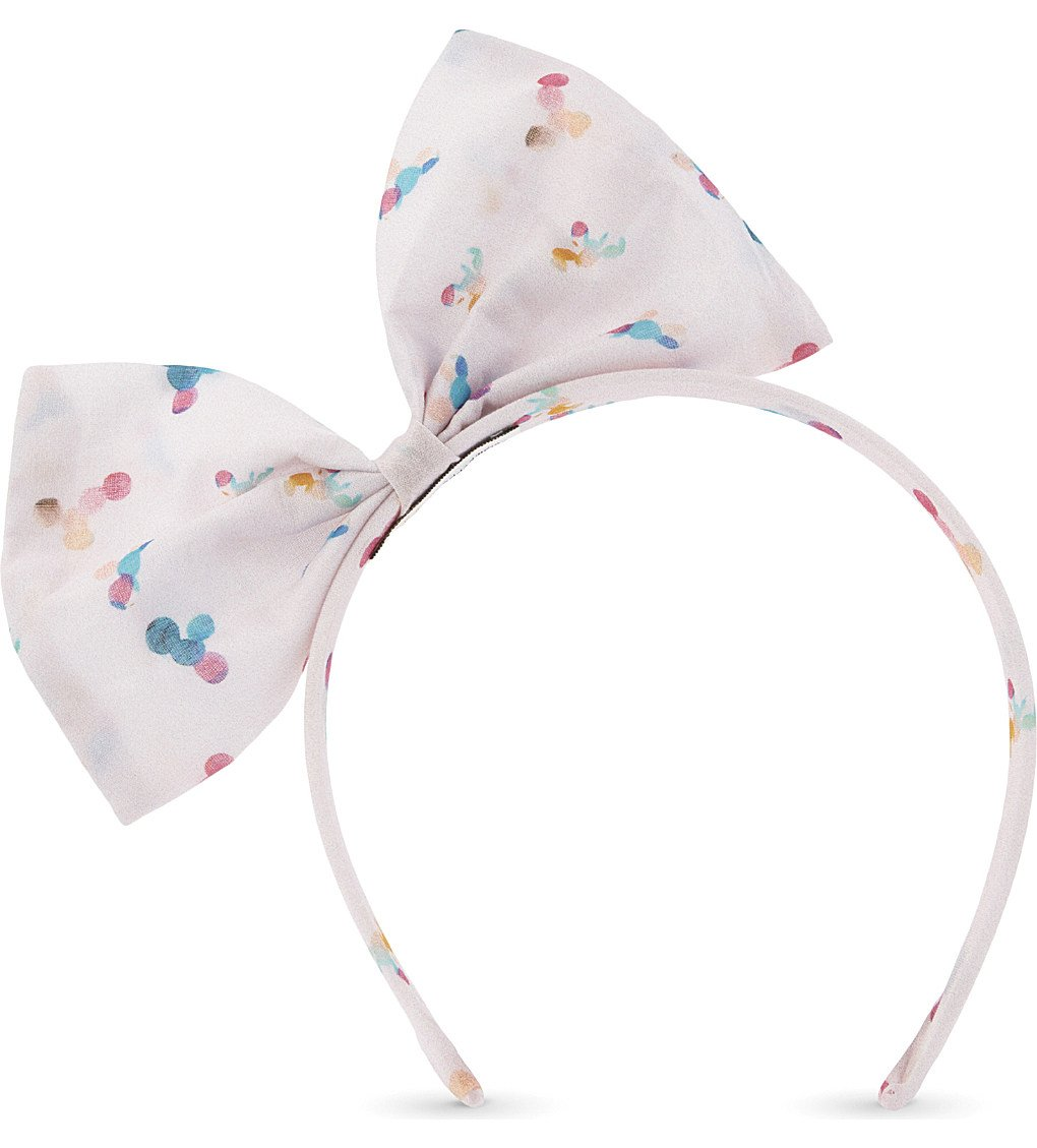 NO ADDED SUGAR Bow Headband
