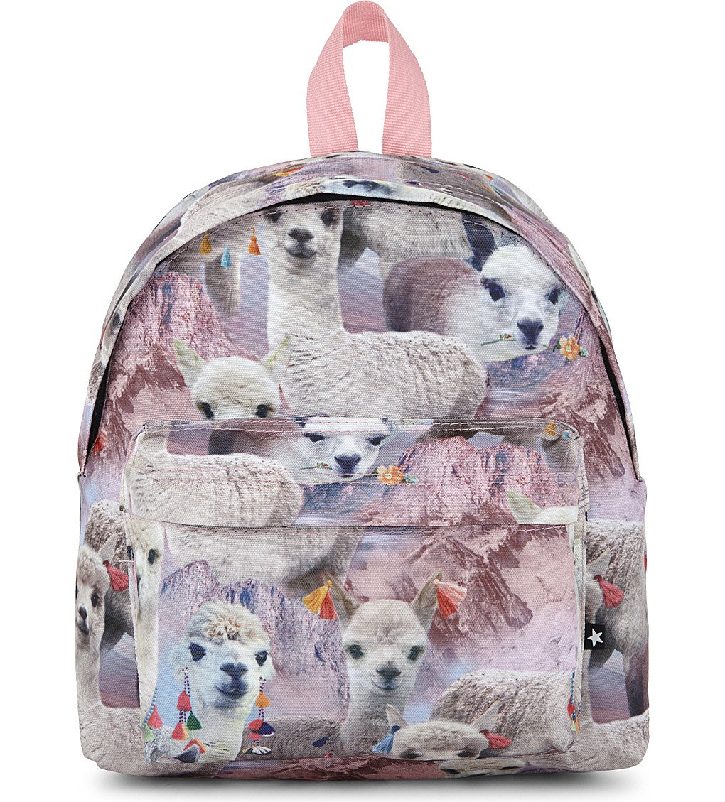 MOLO Lovely Llama Backpack