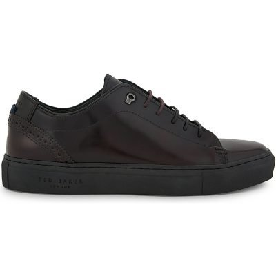 TED BAKER Kiing Leather Trainers