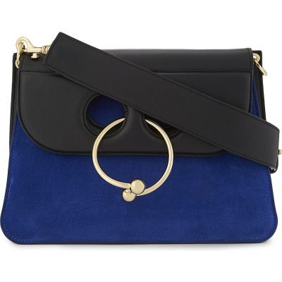 JW ANDERSON Pierce Mini Leather Bag Cross-body Bag