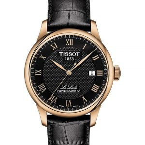 TISSOT T006.407.36.053.00 Le Locle Gold-plated Watch