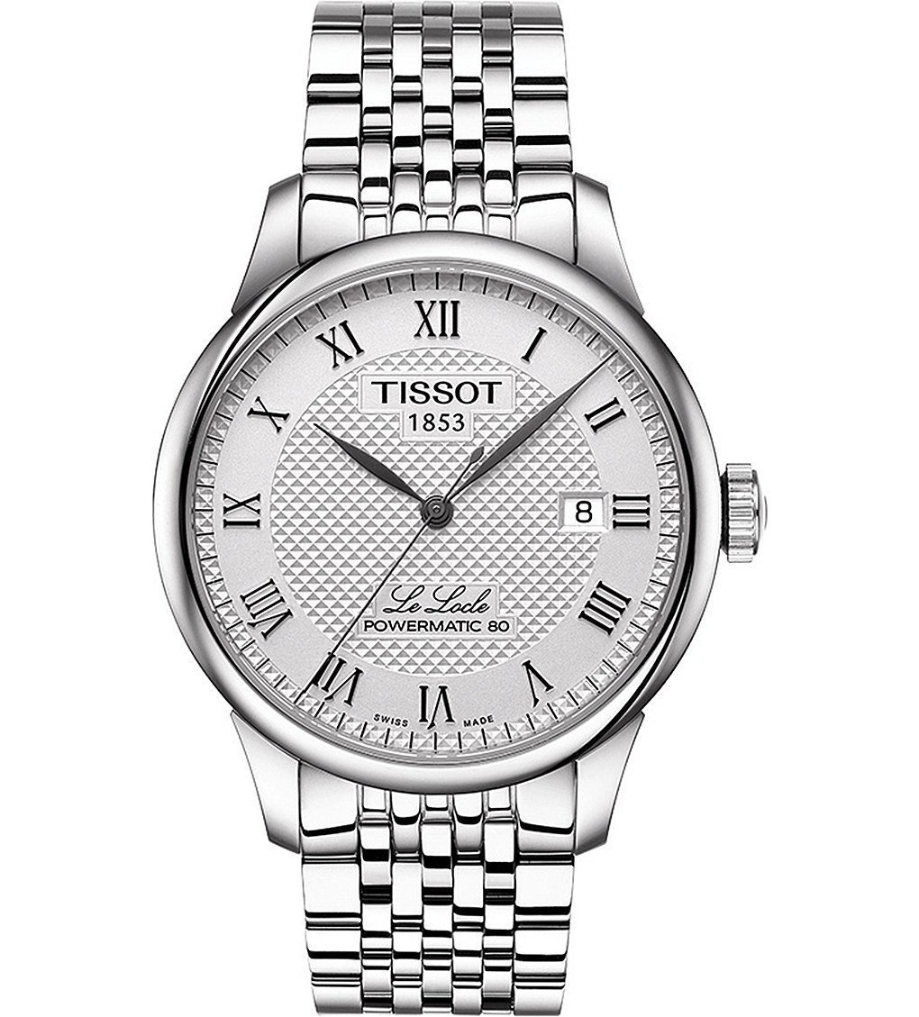 TISSOT T006.407.11.033.00 Le Locle Stainless Steel Watch