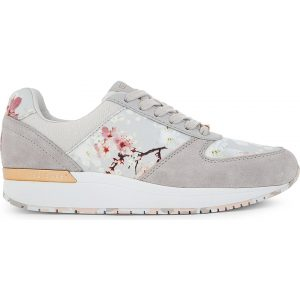 TED BAKER Esmay Oriental Blossom Running Trainers