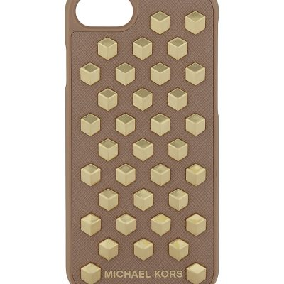 MICHAEL MICHAEL KORS Studded Leather IPhone 7 Case