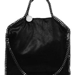 STELLA MCCARTNEY Falabella Medium Faux-suede Shoulder Bag