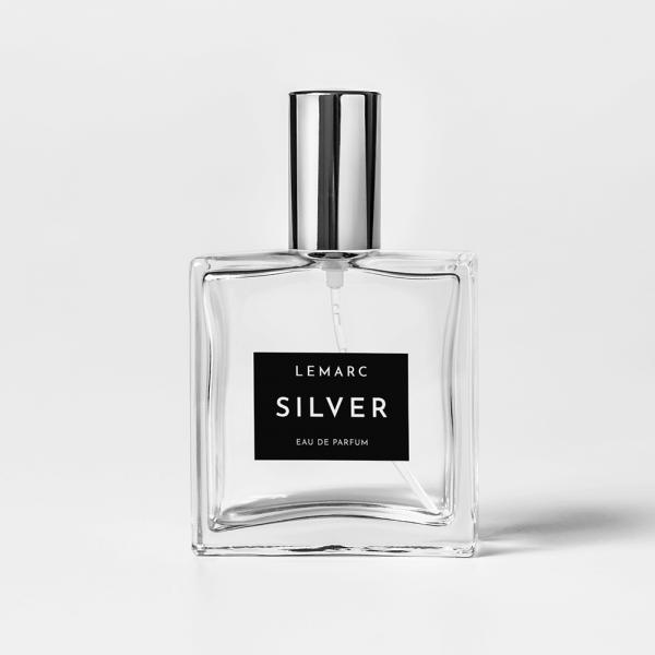 Lemarc silver bottle