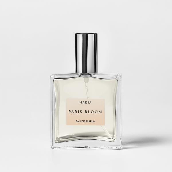 paris bloom bottle