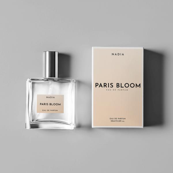 parisbloom bottle box
